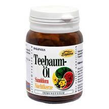 Produktbild Teebaum Öl Kapseln
