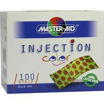 Injection Strip Color 18x39 mm Kinder Pf.Master Aid