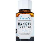 Naturafit Mangan Kapseln