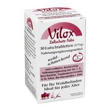 Produktbild Vilox Zellschutz Tabs Lutschtabletten