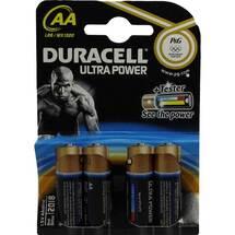 Produktbild Duracell Ultra Power AA (MN1500 / LR6) K4 mit Powerch.
