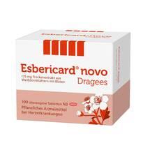 Produktbild Esbericard Novo überzogene Tabletten