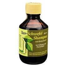 Produktbild Ataba Teer Schwefel Shampoo