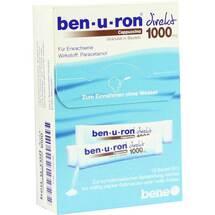 Ben-U-Ron direkt 1000 mg Granulat Cappuccino