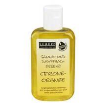 Produktbild Sauna Essenz Citrone Orange