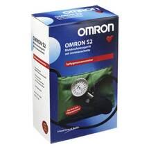 Omron S2 Blutdruckmessgerät mit Arztmanschette