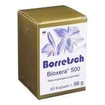Produktbild Borretsch Bioxera 500 Kapsel