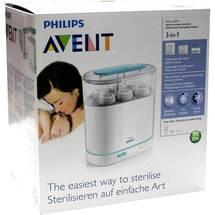 Produktbild Avent 3in1 Dampfsterilisator