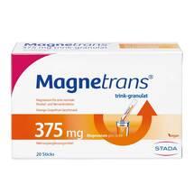 Produktbild Magnetrans trink 375 mg Granulat