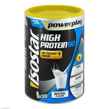 Produktbild Isostar Powerplay High Protein 90 Neutral Pulver