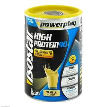 Produktbild Isostar Powerplay High Protein 90 Vanille Pulver