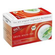 H&S Bachblüten Erste-Hilfe-Tee Filterbeutel