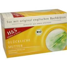 Produktbild H&S Bachblüten Glückliche Mutter Filterbeutel