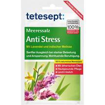 Produktbild Tetesept Meeressalz Anti-Stress