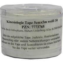 Produktbild Kinesiologie Tape 5 cm x 5 m weiß