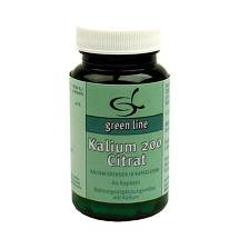 Produktbild Kalium 200 Citrat Kapseln