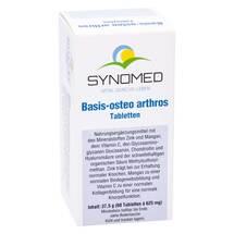Produktbild Basis Osteo arthros Tabletten