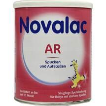 Produktbild Novalac AR Nahrung bei stärkerem Spucken Aufst.0 - 12 M.
