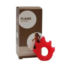Loverings Flame 51303 Rot