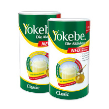 Produktbild Yokebe Classic Pulver Bundle 2 x 500g