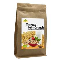 Produktbild Omega-Lein-Crunch Bio