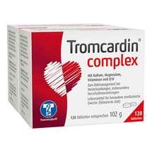 Produktbild Tromcardin complex Tabletten, 2x120 St
