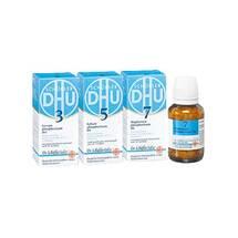 Produktbild DHU Schüssler-Salze Energie-Kur Tabletten, 3x200