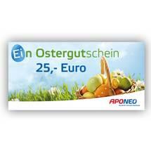 Gutschein Ostern 25 Euro