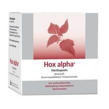 Produktbild Hox alpha Hartkapseln