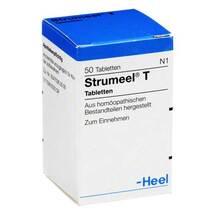 Produktbild Strumeel T Tabletten