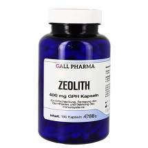 Produktbild Zeolith 400 mg GPH Kapseln