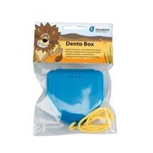 Produktbild Miradent Zahnspangenbox Dento Box I blau