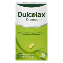 Produktbild Dulcolax Dragees magensaftresistente Tabletten
