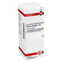 Produktbild Calcium chloratum D 6 Dilution