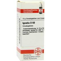 Ignatia D 60 Globuli