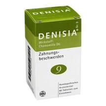 Produktbild Denisia 9 Zahnungsbeschwerden Tabletten