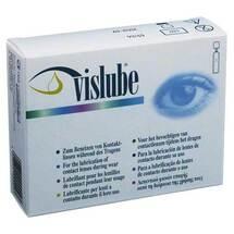 Produktbild Vislube Einmaldosen
