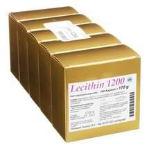 Produktbild Lecithin 1200 Kapseln