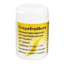 Grapefruit Kern Tabletten