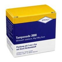 Produktbild Tamponade 2000 1cmx5m getränkt