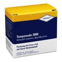 Produktbild Tamponade 2000 2cmx5m getränkt