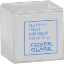 Produktbild Deckgläser 18x18 mm