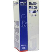 Milchpumpe Hand Standmodell