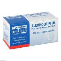Produktbild Alkoholtupfer 3x6cm steril