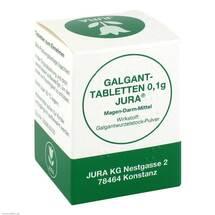 Produktbild Galganttabletten 0,1 g Jura