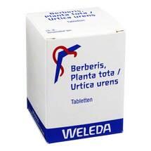 Produktbild Berberis Planta Tota D 2 / Urtica urens Tabletten