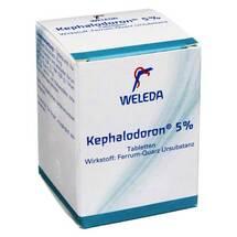 Produktbild Kephalodoron 5% Tabletten