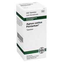 Produktbild Agnus castus Pentarkan Tabletten