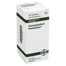 Produktbild Caulophyllum Pentarkan Tabletten