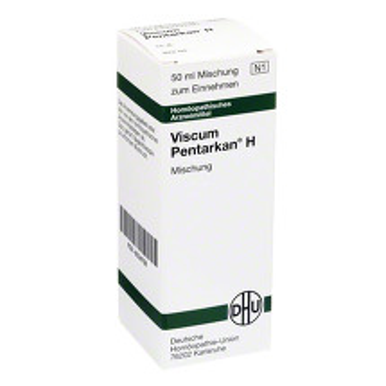Produktbild Viscum Pentarkan H Liquidum